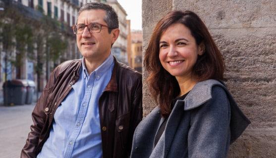 Alejandra Yuste Angel Souto agencia de traducción Barcelona