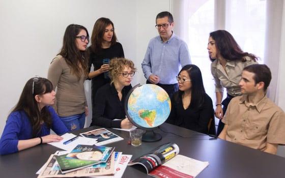 equipo agencia de traducciones Barcelona